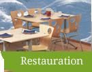 Mobilier pour la restauration scolaire